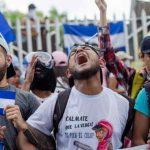 Protestas contra el presidente Ortega proliferan en Nicaragua