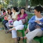 Uruguay destaca la importancia de la lactancia materna en semana mundial