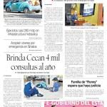 Edición impresa de 22 de septiembre del 2018