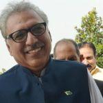 Arif Alvi es investido nuevo presidente de Pakistán