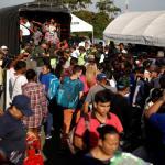 Canciller Colombia irá a zona fronteriza con Venezuela por crisis migratoria