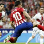 """Correa: """"El equipo volvió a ser el Atlético que todos queremos"""""""
