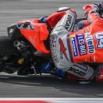 Dovizioso mantiene su hegemonía, Márquez y Rossi a la Q2