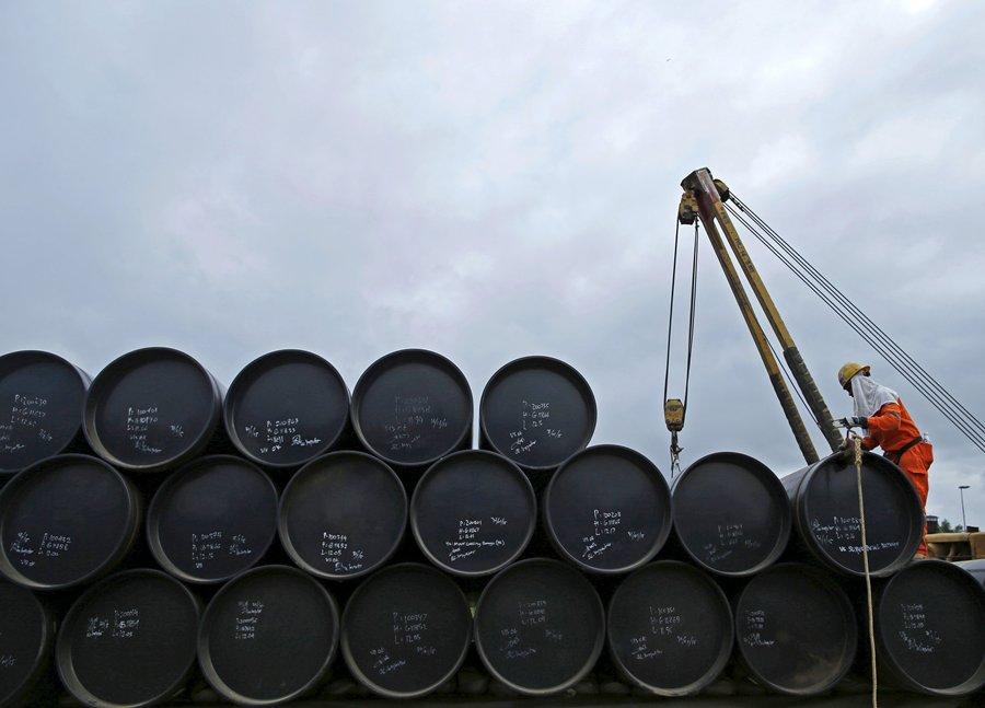 El petróleo, en sus máximos en cuatro años