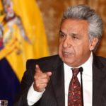 El 38,5 por ciento de los ecuatorianos da credibilidad a Moreno, según encuesta