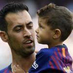 El Barcelona ultima la mejora contractual de Sergio Busquets