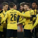 El Dortmund empata con 10 ante el Hoffenheim y el Hertha derrota al Gladbach