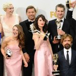 """Game of Thrones"" se alza con el Emmy a la mejor serie de drama"