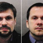 Los dos sospechosos del caso Skripal dicen que fueron a Salisbury de turistas