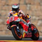 Márquez doblega a las Ducati