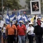 Miles de personas salen a la calle a apoyar a Ortega en crisis de Nicaragua