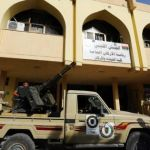 Milicias lideradas por la ciudad de Misrata toman posiciones cerca de Trípoli