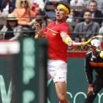 Nadal liderará a España en la semifinal de la Copa Davis contra Francia