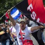 Oficialista de Nicaragua apoyan a un Ortega criticado por salida de ACNUDH