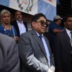 Ombudsman pide ante corte garantizar protestas contra presidente de Guatemala