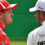 """Vettel: """"He tenido suerte de acabar segundo y no tercero"""""""