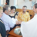 César Manuel Fernández Martínez fue bautizado
