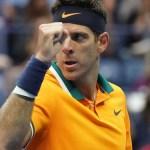 """Del Potro reconoce mejor tenis de Djokovic y agradece el """"cariño"""" argentino"""