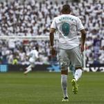 Benzema sufre lesión en los isquiotibiales derechos