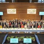 Comienza en Buenos Aires la reunión de Mujeres del G20