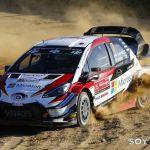 El finlandés Latvala, líder del Rally de España con Ogier segundo