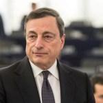 Draghi defiende la independencia de los bancos centrales del poder político