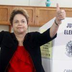 La expresidenta Dilma Rousseff pierde la elección para el Senado brasileño