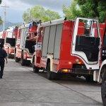 Rusia ha donado 40 camiones de bomberos a Nicaragua en últimos años