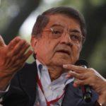 """Sergio Ramírez: """"No me gusta pensar en la idea de un nuevo exilio"""""""
