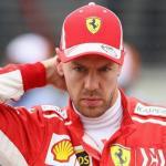 """Vettel: """"Habrá que sentir la pista con un poco más de poder""""."""