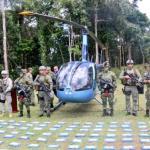 Panamá decomisa aeronave con 224 paquetes de cocaína en frontera con Colombia