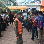 """Más de 700 hondureños regresan de Guatemala con """"Plan Retorno Seguro"""""""
