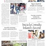 Edición impresa del 18 de noviembre del 2018
