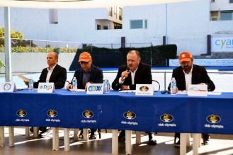 Club Olimpia festejará en grande su 30 aniversario