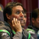 """Argentino Hoyos dice que Atlas """"ha evolucionado"""" con trabajo desde su llegada"""