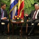 España y Cuba pactan un contacto anual en el que hablarán de derechos humanos