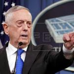 Mattis recibe hoy al ministro de Defensa chino en el Pentágono