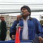 Morales considera incoherente que la Casa Blanca critique la coca de Bolivia