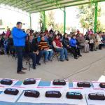 Salud Integral llega a 32 municipios