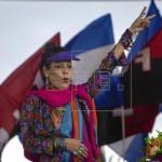 Nicaragua rechaza sanciones de EE.UU. contra vicepresidenta Murillo y asesor
