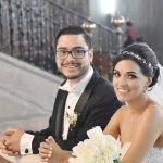 Patricia Yáñez y Fernando Campos unieron sus vidas en sagrado matrimonio