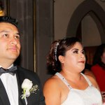 Pamela Guadalupe Amador Bernal y Jesús Martín Zamago Navarrete, se unieron en feliz matrimonio
