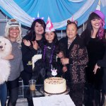Festejan a la pequeña Estefany Zoe Olivas Hernández por su cumpleaños