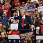 """Trump presume de un """"tremendo éxito"""" en las elecciones legislativas de EE.UU."""