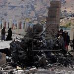 Al menos 8 muertos por bombardeos de coalición en este de Siria, según SANA