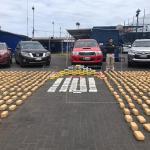 Aumentan en un 12 por ciento las incautaciones de cocaína en Chile en 2018