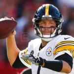 16-13. Roethlisberger y los Steelers siguen en espera de poder ir a finales