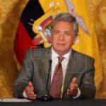 El presidente de Ecuador da a conocer terna de candidatos a Vicepresidencia