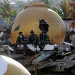 Isabel II envía condolencias a Indonesia por las víctimas del tsunami