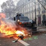 Las protestas en Francia reúnen a 125.000 personas, con 1.385 detenidos